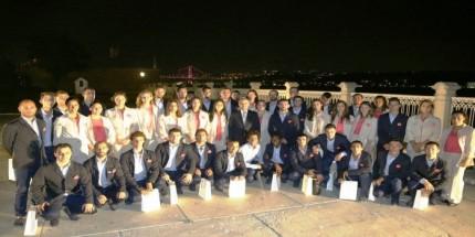 Bakan Çağatay Kılıç Olimpiyat Ekibini Ağırladı