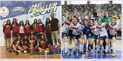 OMÜ Bayan Futsal Takımı Türkiye Üçüncüsü Oldu