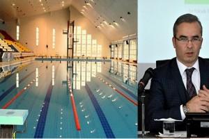 OMÜ Olimpik Yüzme Havuzuna Mavi Bayrak