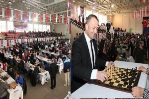 Ordu 3. Uluslararası Ödüllü Satranç Turnuvası Başladı