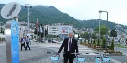 Akıllı Bisiklet Uygulamasını Hayata Geçiyor