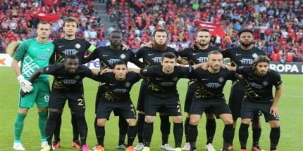 Osmanlıspor İlk Mağlubiyetini Aldı
