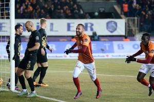 Osmanlıspor  2  Galatasaray 2
