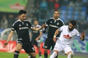 Çaykur Rizespor 1 Beşiktaş 2