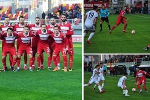 Samsunspor İzmir Deplasmanından Puanla Döndü