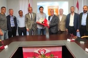 Samsunspor, Teknik Direktör Osman Özköylü İle Yolları Ayırdı