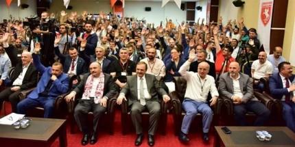 Samsunspor'da Üçüncü İsmail Uyanık Dönemi Başladı