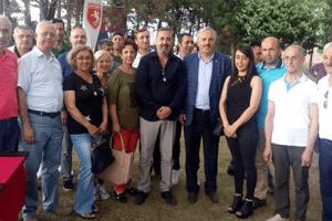 İYİ Parti Samsun İl Yönetiminden Samsunspor'a Ziyaret