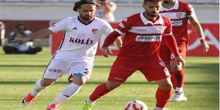 Samsunspor  Elazığspor ile Puanları Paylaştı