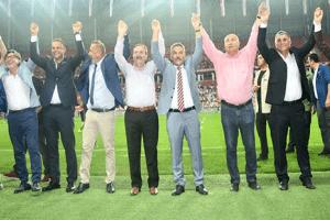 Samsunspor'dan Muhteşem Sezon Açılışı