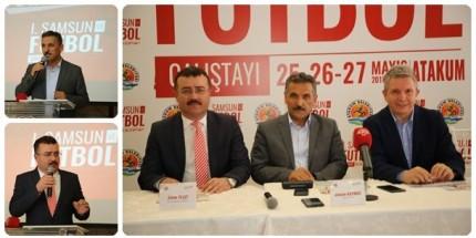 Samsun'da 'Çalıştay' Heyecanı