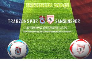 Trabzonspor'un Kuruluş Yıldönümünde Dostluk Maçı