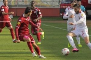 Samsunspor  2 - Vartaş Elazığspor 1