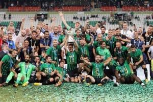 2018 TFF Süper Kupa Akhisarspor'un