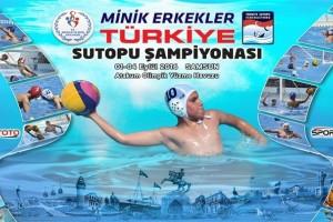 Minik Erkekler Türkiye Şampiyonası Samsun'da