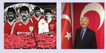 Süleyman Yağcıoğlu Samsunspor'u Unutmadı