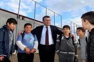 Atakum Belediyesi'nden Taflan'a Dev Kompleks