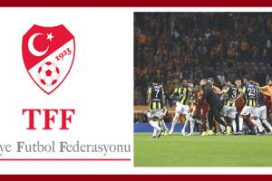 Fenerbahçe'den 4, Galatasaray'dan 12 İsim PFDK' ya Sevk Edildi