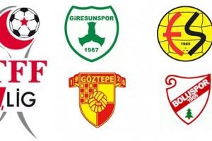 TFF 1. Lig Play-Off Yarı Final Maç Programı