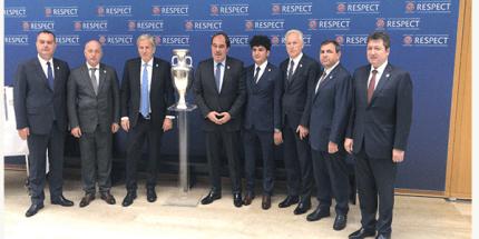 Türkiye, UEFA EURO 2024 Adaylık Dosyasını Sundu