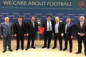 EURO 2024 Adaylığı İçin Resmi Başvuru Yapıldı