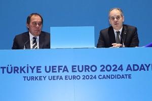 Türkiye, EURO 2024'e Aday