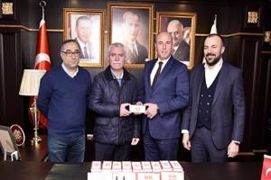 Başkan Togar'dan Samsunspor'a Hep Destek Tam Destek