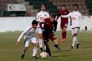 Gaziantepspor 2 – Trabzonspor 0