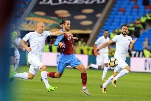 Trabzonspor Sahasında Şok Yaşattı
