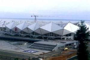 Trabzon Stadyumunda Geri Sayım
