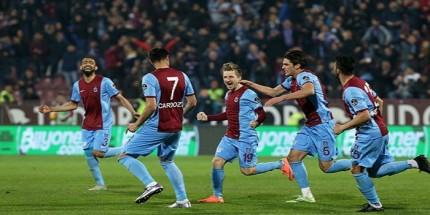 Trabzonspor 1 Mersin İdmanyurdu 0