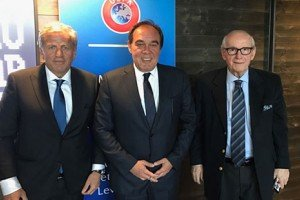 Servet Yardımcı, UEFA Yönetim Kurulu Üyeliğine Seçildi