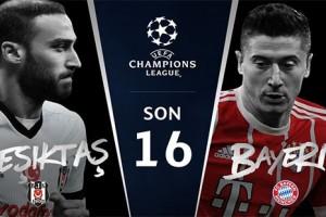 Beşiktaş'ın Rakibi Bayern Münih