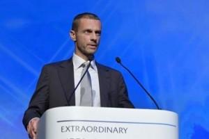 UEFA  Yeni Başkanını Seçti