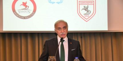 Samsunspor'un Süper Ligde Olmasını İstiyoruz