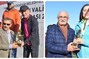 Samsun Valiliği 1. Golf Kupası'nın Ödül Töreni Gerçekleştirildi