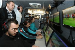 1. Lig Play-Off Maçlarında Online VAR Uygulanacak