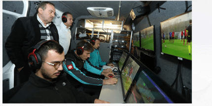 Play-Off Maçlarında Online VAR Uygulanacak
