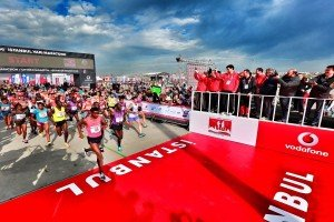Vodafone İstanbul Yarı Maratonu'nu Ali Kaya Kazandı