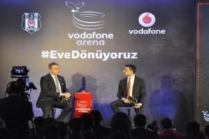 Vodafone Arena'da İlk Maç 11 Nisan'da