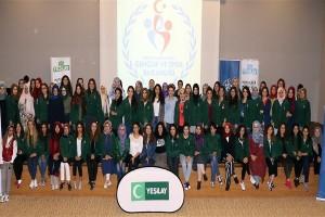 Üniversiteli Gençler Samsun'da Buluştu
