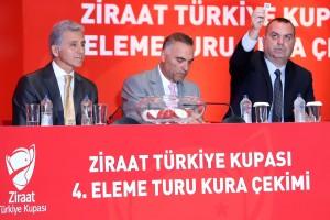 Türkiye Kupası 4. Eleme Turu Kuraları Çekildi