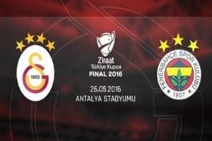 Ziraat Türkiye Kupası'nda Final Günü