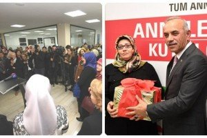 Altınordu Belediyesi Anneleri Unutmadı