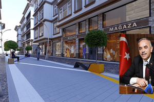 Osmanpaşa'yı Çok Özel Bir Caddeye Dönüştüreceğiz