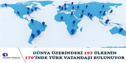 Türk Vatandaşlarının En Çok Yaşadığı Bölge Avrupa