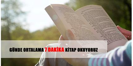 Kitap Okuma Oranımız Orta Seviyede