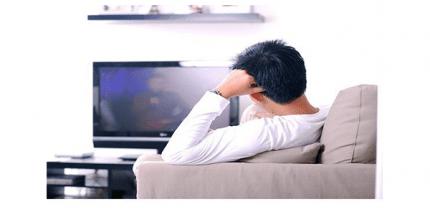 Günde 2 Saat 17 Dakikamız Televizyon Karşısında Geçiyor