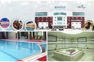 Armina Termal Otel Yenilendi