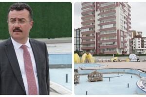 Atakum Belediyesi Aqua Park'ta Sona Doğru